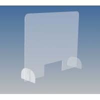 PLEXIGLAS® Hauchschutz Steckversion 1