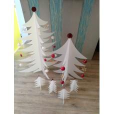 PLEXIGLAS® Weihnachtsbaum